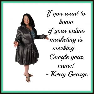 Kerry George marketing